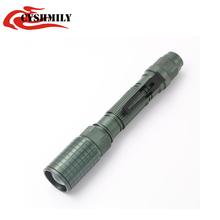 Cyshmily T6 Super Power Led Flashlight Rechargeable Explosion-proof Torch Zoomable Aluminum Alloy Flashlight