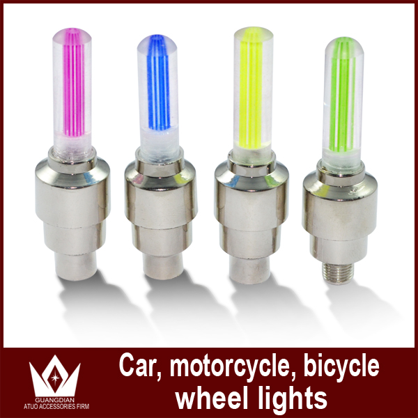 led wheel lights for bikes, auto, motorcycle