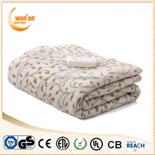 Queen Size Underblanket Washable Polar Fleece Electric Blanket for home