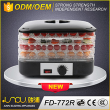 Factory directly square transparent home food dehydrator machine