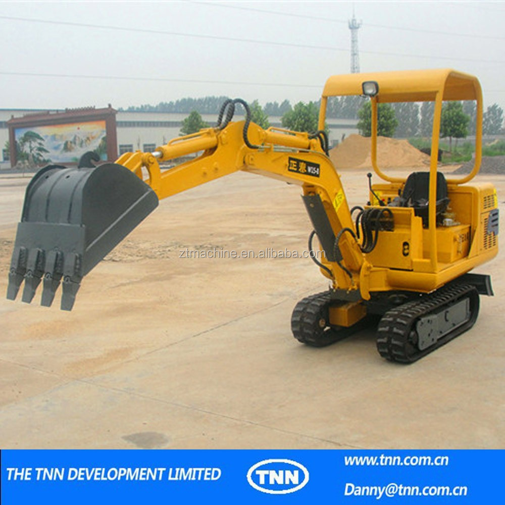 M4-Chinese engine good CE ISO google cheap price Russian Brazil Export manufacturer ZTW15-8 mini excavator