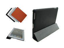 For ipad case smart,companion smart cover crystal Black pc hard case
