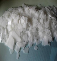Factory price first class white color flakes peals solid form purity 96% caustic soda