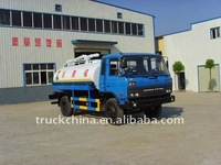 dongfeng fecal suction tank truck