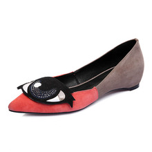 Tracyee Fashion Women Dance Shoes Flats Women's Ballerina Footwear Summer Shoes