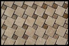 travertine mosaic JK 013 Travertine