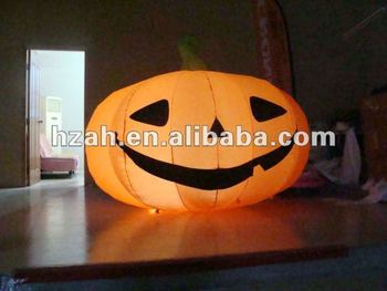 Halloween Inflatable Pumpkin With LED