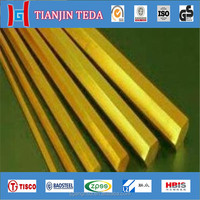 Leaded brass rods CuZn40Pb2