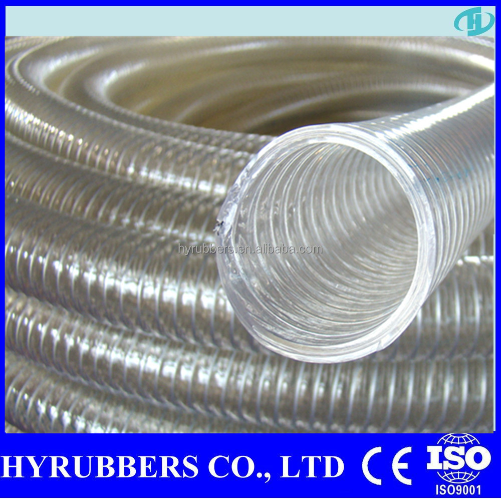 Rubber 2 inch water hose hot water flexible hose pvc water for Pvc for hot water