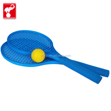 EN71 BSCI certified factory price custom made plastic kids tennis racquets