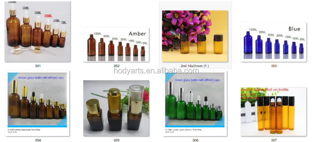 Wholesale New Design and High Quality 30ML Spray Glass Perfueme Bottle