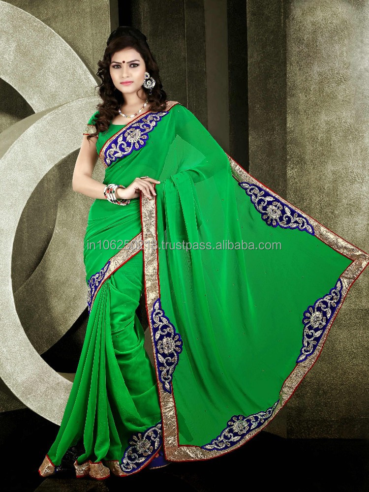 Indian clothing wholesale function wear sarees from india low range da...R4570