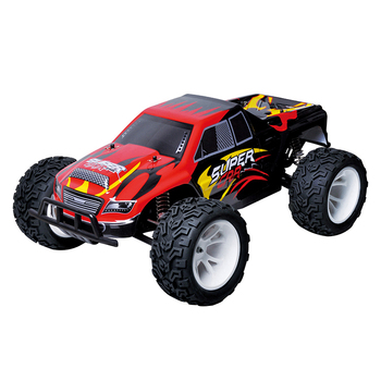 WL L313 1/10 2.4G R/C Monster Truck With Huge Wheels 50KM/H