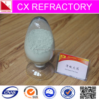 green clay powder for ladle slide gate