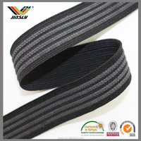 2.5cm Factory price multicolor spandex garment custom non-slip elastic band