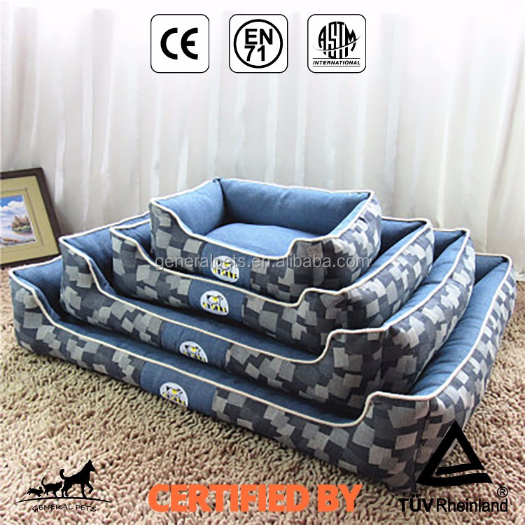 Luxury Waterproof Pet Dog Bed Cushion Wholesale