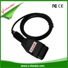 V-checker popular high quality MPPS diagnostic cable