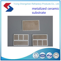 Ceramic metallized substrate/alumina substrate/alumina ceramic substrate for electronical