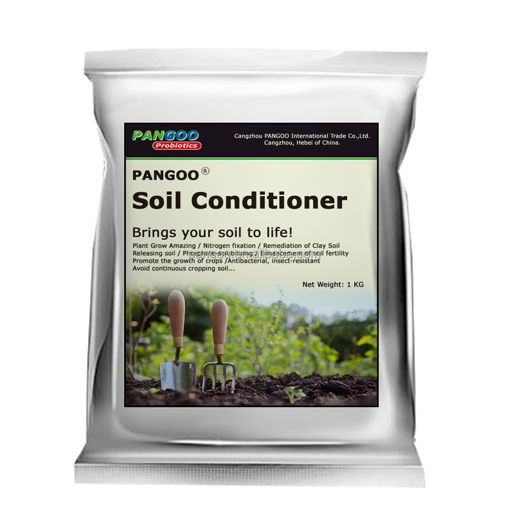 Bio Fertilizer Buffer roots against the damaging effect of highly acidic or alkaline soils