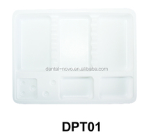 autoclavable instrument kit plastic tray,dental supply