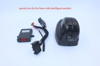 Car DVR Recorder Camera With Window Closing Emergency Brake Alarm Function For BMW