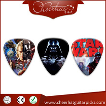 most people like popular Star guitar pick plectrum with custom any other theme