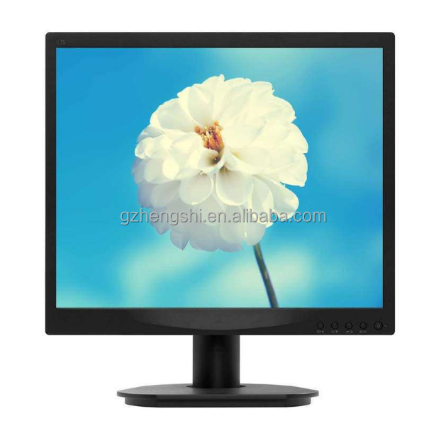 17 inch cheap 1500 nits 5v usb powered vga lcd computer monitor