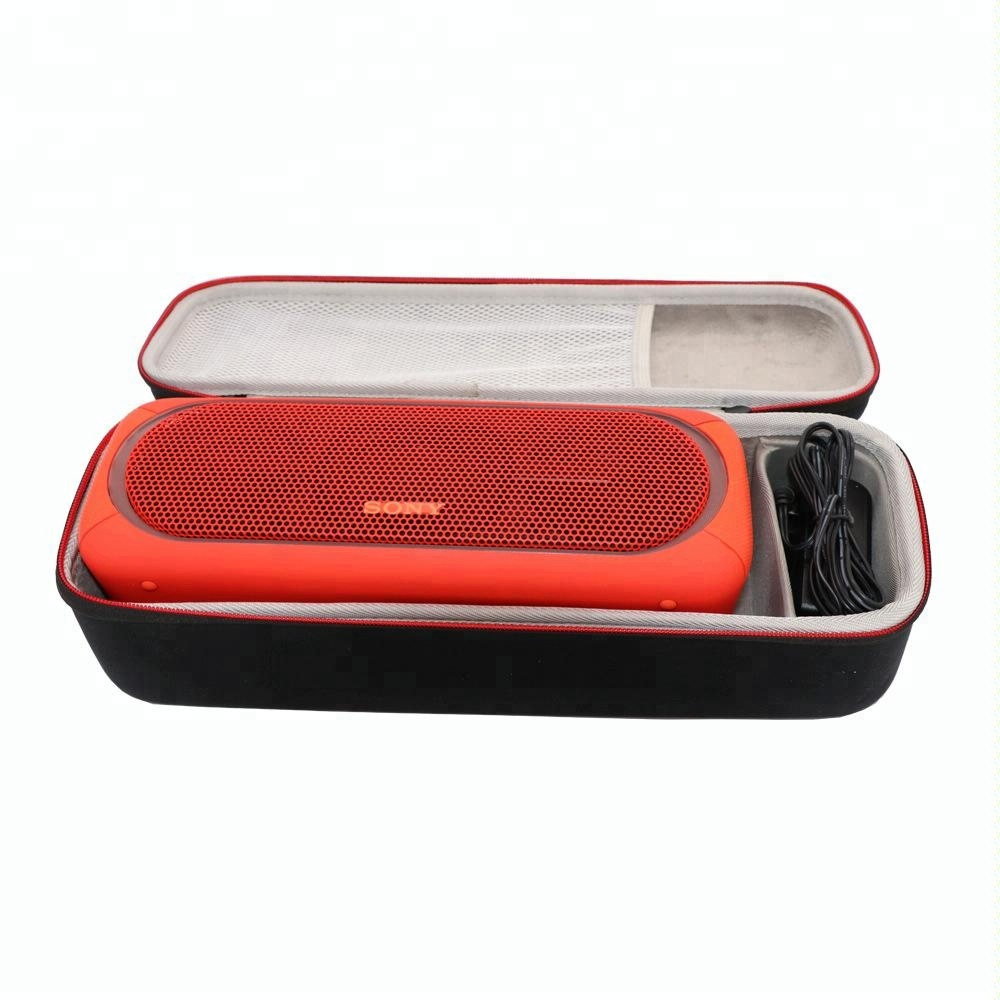 Small MOQ Professional <strong>hard</strong> shell EVA Bluetooth speaker <strong>case</strong>