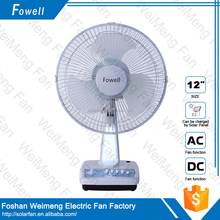 Air Conditioned Portable Newest Desk Rechargeable Table Fan motor winding machine