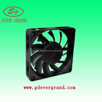 70mm 70x70x15mm 7015 12v 24v small dc brushless computer axial fan 5v (ED7015S(B)12H) 12v micro mini cooler