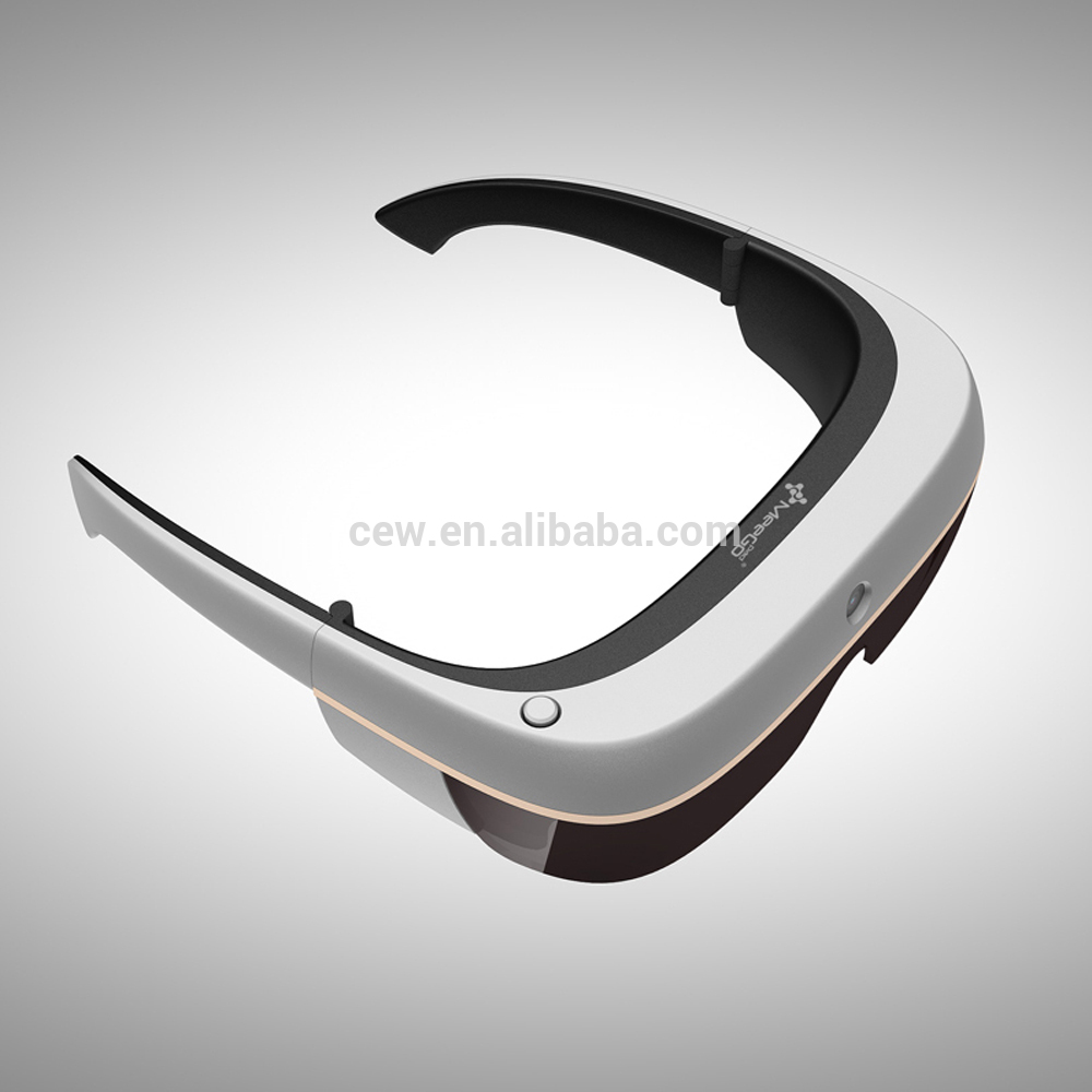 MeeGopad ODM&OEM  Android 4G/WiFi  High Quality All In One Smart 3D AR Glasses new design