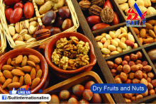 High Quality Dry Fruits & Nuts