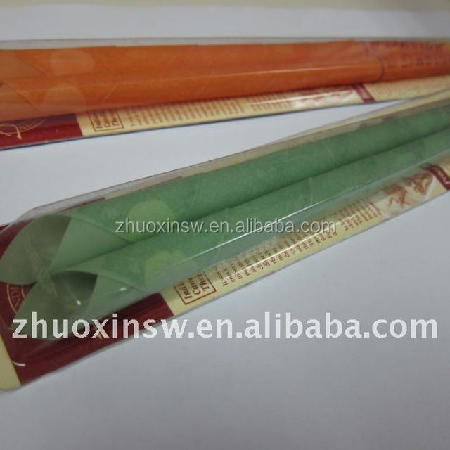 Aromatic ear candle/Hopi pure beeswax ear candles manufacturer supply