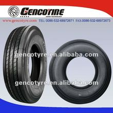semi truck tyre 11r22.5 GENCOTYRE with Japan Technology