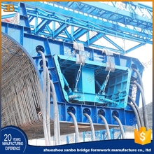 Rapid construction High precision low cost high efficiency Professional project budget box girder
