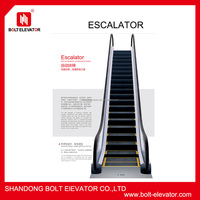 Shandong BOLT 35 Degrees Escalator Price