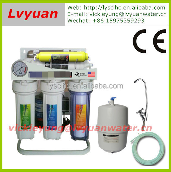 Best selling 7 stage hyundai water purifier/best price RO water purifier