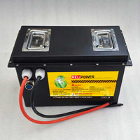 48volt 100ah li-ion electric car battery or solar system and forklift lifepo4 batteries pack