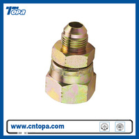 China supplier hydraulic carbon steel pipe fitting adapter