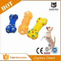 on sale factory price high quality walking bone shaped puppy dog toy
