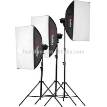 Shutterbug favorite 360 degree photography equipment studio lighting kit