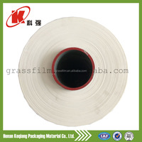 25 micron silage plastic folie/film packaging roll for grass baler