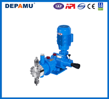 Hydraulic Diaphram Metering Pumps DPMWA & positive displacement pump