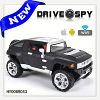 Hot sale 33cm 4ch wifi spy rc car with camera kia sportage android 4.0 car dvd with gps 3g wifi HY0069043