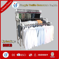 rotating clothes rack with clothes rack parts