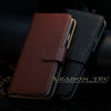 new For iphone 6 leather case genuine wholesale cowhide leather case for iPhone