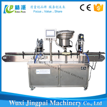 Milk Liquid Packing Small Bottles Filling And Capping Machine