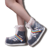 2014 fashion motorbike waterproof rain boots covers wholesale