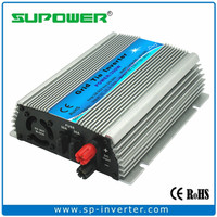 High quality Indoor design 300w Solar Micro Grid Tie Inverter for small Solar Power System