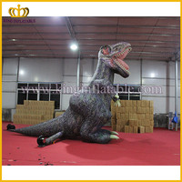 giant inflatable animal dinosaur ,used inflatable animal for advertising